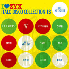 ZYX Italo Disco Collection 13 Various Audio CD