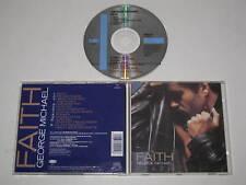 GEORGE MICHAEL/FAITH (EPIC 460000 2) CD ÁLBUM