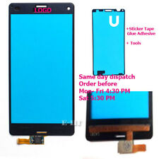 Sony XPERIA Z3 Mini Compact Touch Screen Digitizer vetro nero M55W D5803 D5833