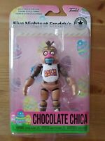 """*NEW* FUNKO Five Nights at Freddy's  """"CHOCOLATE CHICA"""" FNAF Action Figure"""