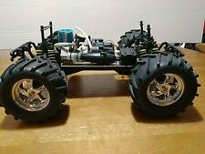 Smartech Gas Powered RC Monster Truck