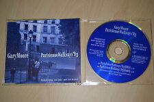 Gary Moore – Parisienne Walkways '93. CD-Single promo