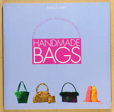 Handmade Bags: Design, Create and Embellish by Terence Terry PB'04 VG Qld Copy