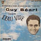 """Guy Béart - L'Eau Vive - BO du Film - Vinyl 7"""" 45T (Single)"""