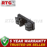 Electric Master 4 Window Control Switch Panel Front Right Fits Seat Skoda
