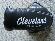 Cleveland Golf Black Blade Putter Headcover Head Cover Very Nice