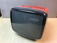 68181 Televisione Vintage - Brionvega Doney 12 Arancio- Space Age Design Anni 70