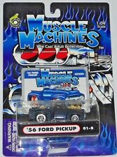 MUSCLE MACHINES 1956 FORD PICKUP