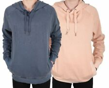 Rusty Cotton Hooded Jumpers & Cardigans for Women