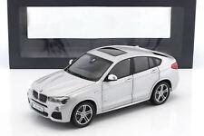 Bmw X4 XD Rive (f26) Año Fabricación 2014 plata 1 18 Paragon Models
