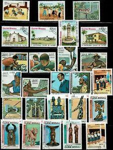 Guinea Bissau-kleines Lot