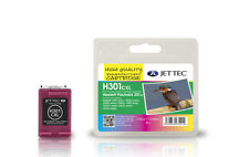 Jet Tec HP301C XL inkjet cartridge high quality replacement for Hewlett Packard