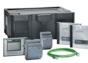 Siemens LOGO!8 TD Starterkit & Zubehör