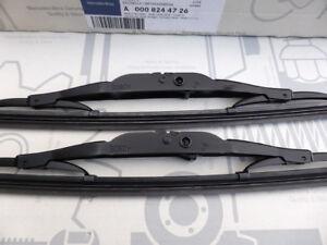 Genuine Mercedes W113 230SL 250SL 280SL set of wiper blades NOS!