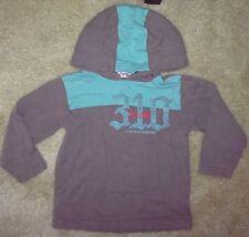 GUC Boy's 4A 4T La Compagnie Des Petits French Designer Sweatshirt Hoodie Unique