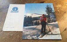 COLORVOX - Tonpostkarte Winterliche Grüße  * Weiße Weihnacht * Frohberg