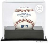 Cubs Baseball Cube Logo Display Case - Fanatics