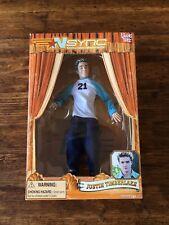 Justin Timberlake 2000 Nsync Collectible Marionette Doll Living Toyz Vintage Nib