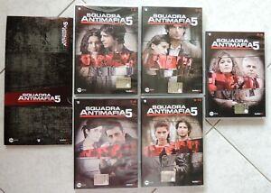 COFANETTO DVD - SQUADRA ANTIMAFIA PALERMO OGGI STAGIONE 5 (5 DVD) ST 05