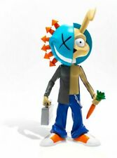 Blink-182 Split Personality Bunny Figure Delonge Hoppus Barker Skiba +44 AvA New