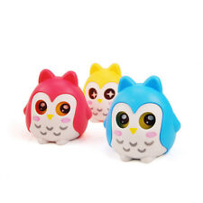 Lovely Owl Piggy Bank Cute Coin Gifts Vivid Saving Money Decoration Store Xmas