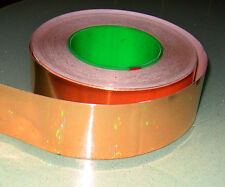 Shielding Copper foil Double side copper conductive tape 5cm*1m for transformer