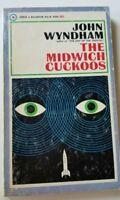 THE MIDWICH CUCKOOS by John Wyndham 1966 1st Bal-Hi Printing