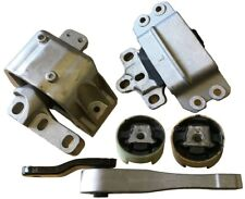 9MB901G 5pc Motor Mounts fit 2.0L Engine 2006 - 2014 Volkswagen GTI AUTO Manual