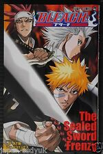 BLEACH The Sealed Sword Frenzy Special Animation Comics