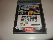 PlayStation 2  PS 2  DTM Race Driver 3 (Platinum)