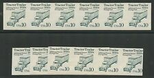 """#2457a """"TRACTOR TRAILER"""" CV $110 / PAIR WHOLE SALE LOT OF 9 PAIRS CV $990 BS5697"""