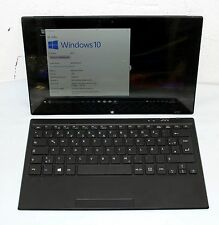 "Sony VAIO SVT1121D4E 11,6"" Touchscreen Intel Core i5 1, 50GHz,256 GB SSD 4GB RAM"