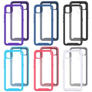 For Motorola MOTO G9 Power Phone Case Shockproof Hybrid Clear Cover
