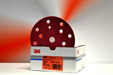 3M Exzenterschleifpapier P40 150mm 50 Stk Ar:51199