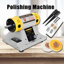 220V 350W Bench Grinder Polishing Machine For Jewelry Dental Bench Lathe Motor
