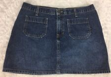 Ambercombie & Fitch Womens Jean Skirt Size 10