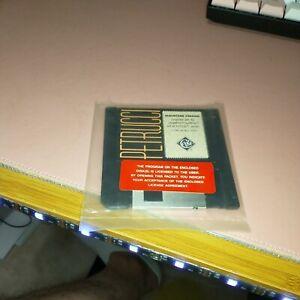 1998 Coda Software - Petrucci Macintosh Version For ImageWriter / PostScript...