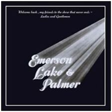 Emerson Lake and Palmer - Welcome Back My Friends..... - New 2 x CD Album