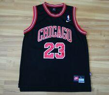 NIKE MICHAEL JORDAN 23 CHICAGO BULLS NBA SHIRT JERSEY CAMISETA BASKETBALL SIZE L