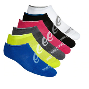 Asics Sportsocken Sneaker Laufsocken 6 / 12 Paar Socken Freizeit atmungsaktiv