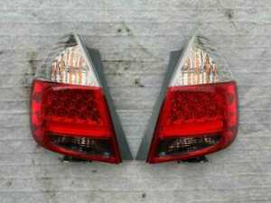 Honda Fit Gd1 Tail Lights Light Left And Right Sets