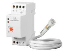 MCE83 capteur de lumière interrupteur crépusculaire rail DIN économies d'énergie