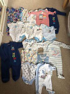 MASSIVE BABY THOMAS BUNDLE Newborn/0-3/3-6