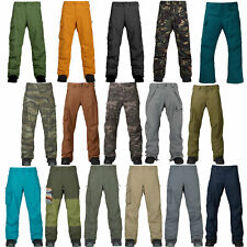Burton Covert Pantalones de Snowboard Hombre Esquí Pantalón Funcional Nuevo