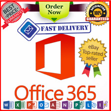 ⭐2021°Office365✅Office365-PC/MOBILE 1Min-DELIVERY✅Office365✔⭐✔5PC✔5TB✔WIN⭐mac⭐✔✔