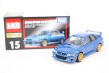 Takara Tomy Tomica Premium 15 Subaru Impreza 22B-STi Version Diecast Toy Car