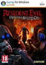 Resident Evil - Operation Raccoon City PC DVD-Rom