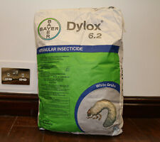 Dylox 6.2 Granules Chafer Grub Insecticide Fast Acting Killer Curative Treatment