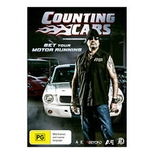 Counting Cars - Get Your Motor Running (DVD, 2019, 2-Disc Set)