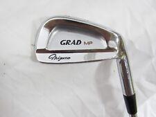 Used RH Mizuno Grad MP Single 7 Iron Dynamic Gold S300 Steel Shaft Stiff S Flex